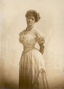 Miss Ima Hogg circa 1900
