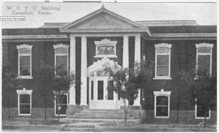 WCTU Building, 1911