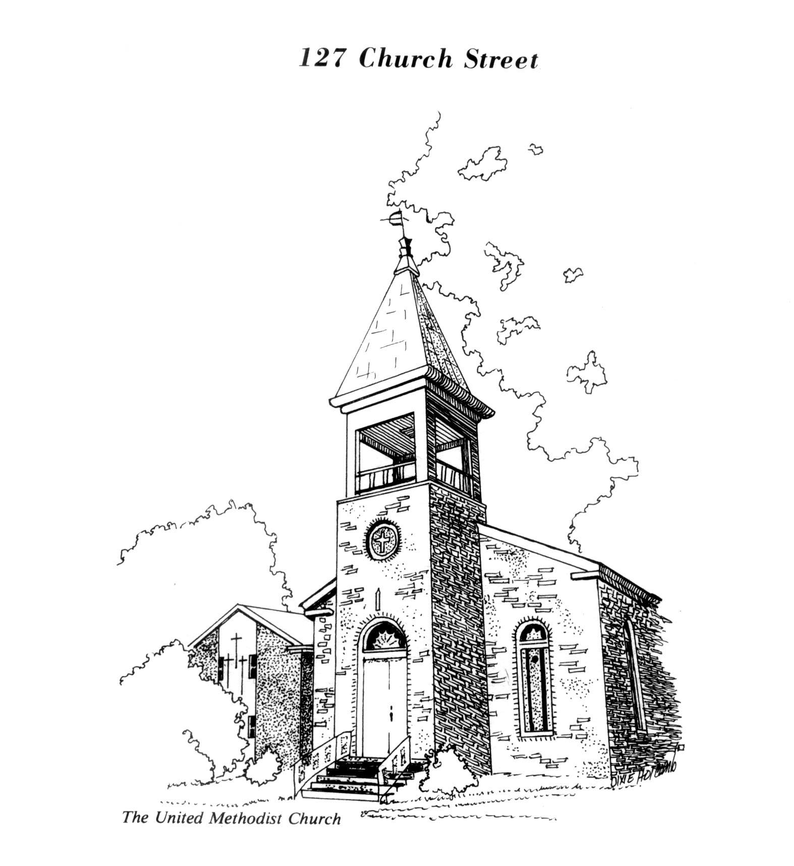 Madison UMC Sketch