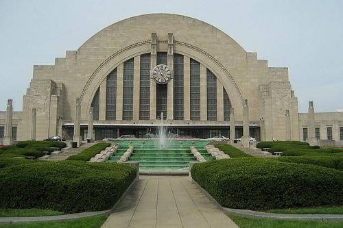 Cincinnati Union Terminal- Art Deco Masterpiece