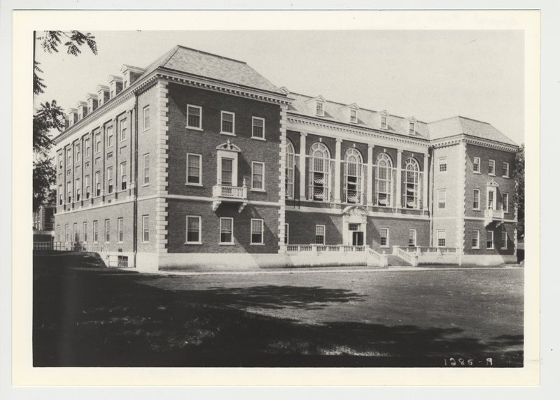 King Library, 1931