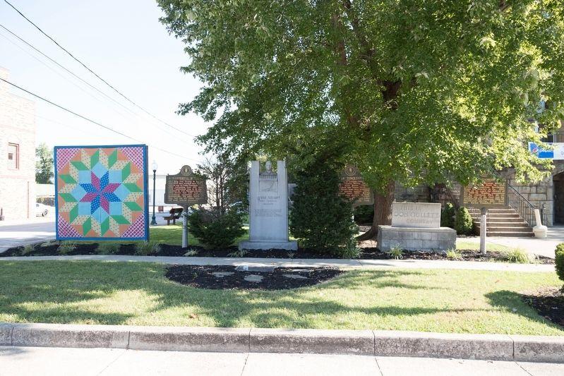 Jesse Stuart Monument (Street View)