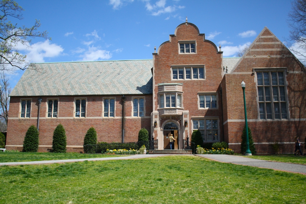 A recent photo of Sarah Brunet Hall