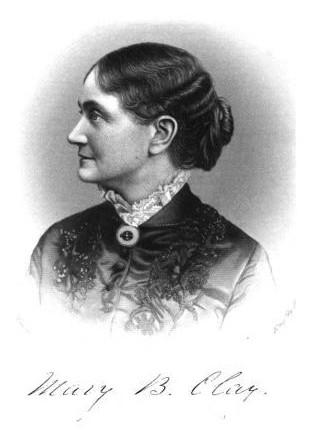 Mary Barr Clay