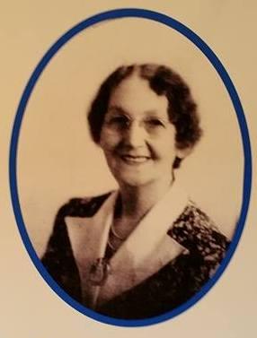 Mollie Wright Armstrong circa 1940
