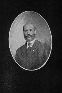 Rev. Charles Edmond McGhee