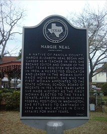 Historical Marker in Carthage Square