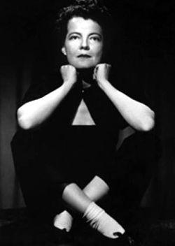 Margo Jones circa 1945