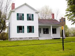 Grassmere: The Elizabeth Cady Stanton House
