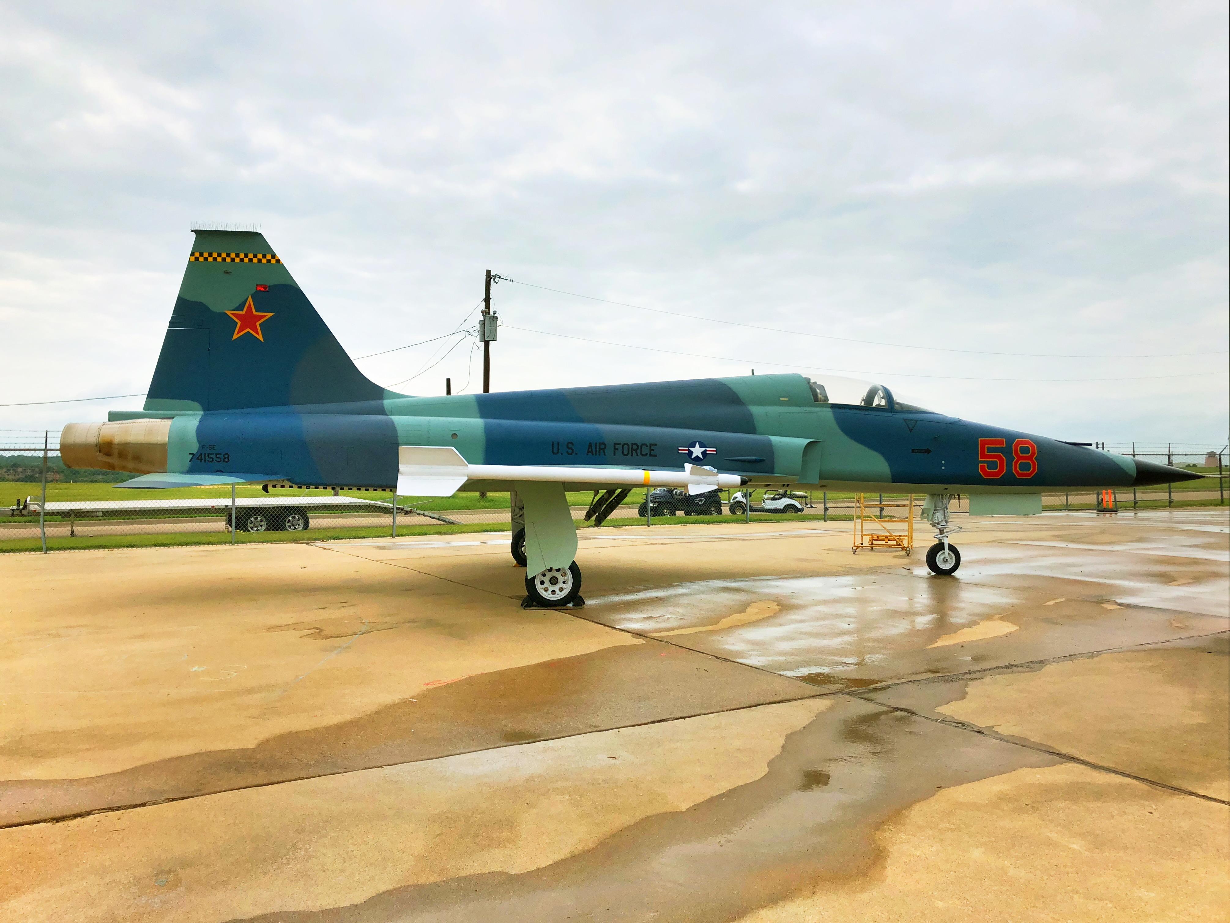 """F-5E Tiger II """"MIG-28"""""""