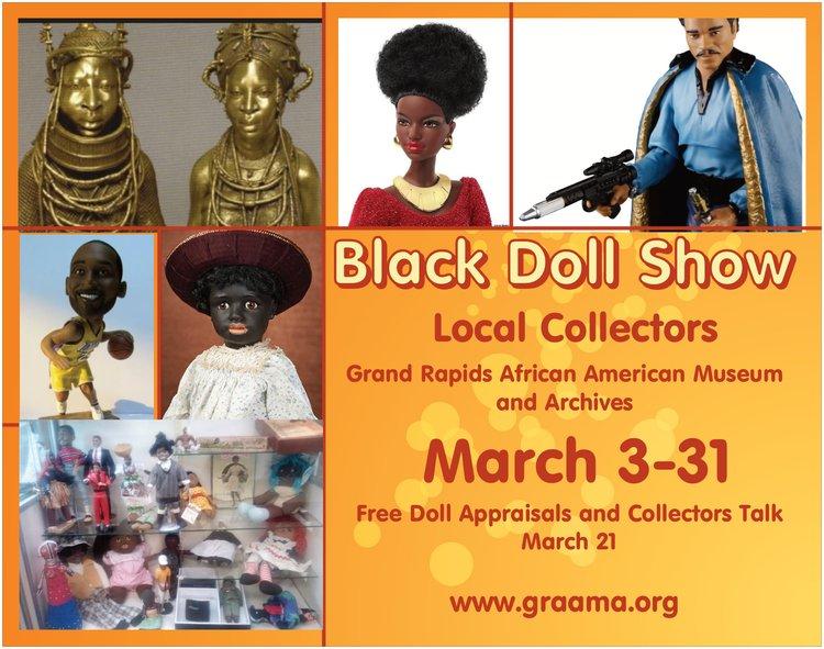 Black Doll Show