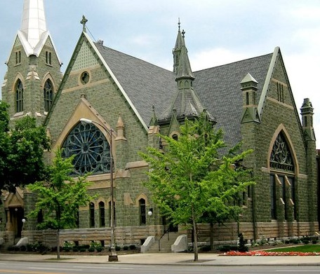 Broad Street United Methodist Church is on the National Register of Historic Places. It was where former President William McKinley and his family worshiped when he was Governor of Ohio.