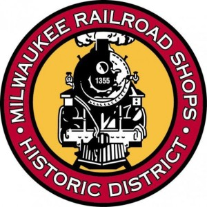 The logo for the proposed historic district