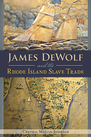 Learn more about the DeWolf family and their connection to the slave trade with this book by Cynthia Mestad Johnson.