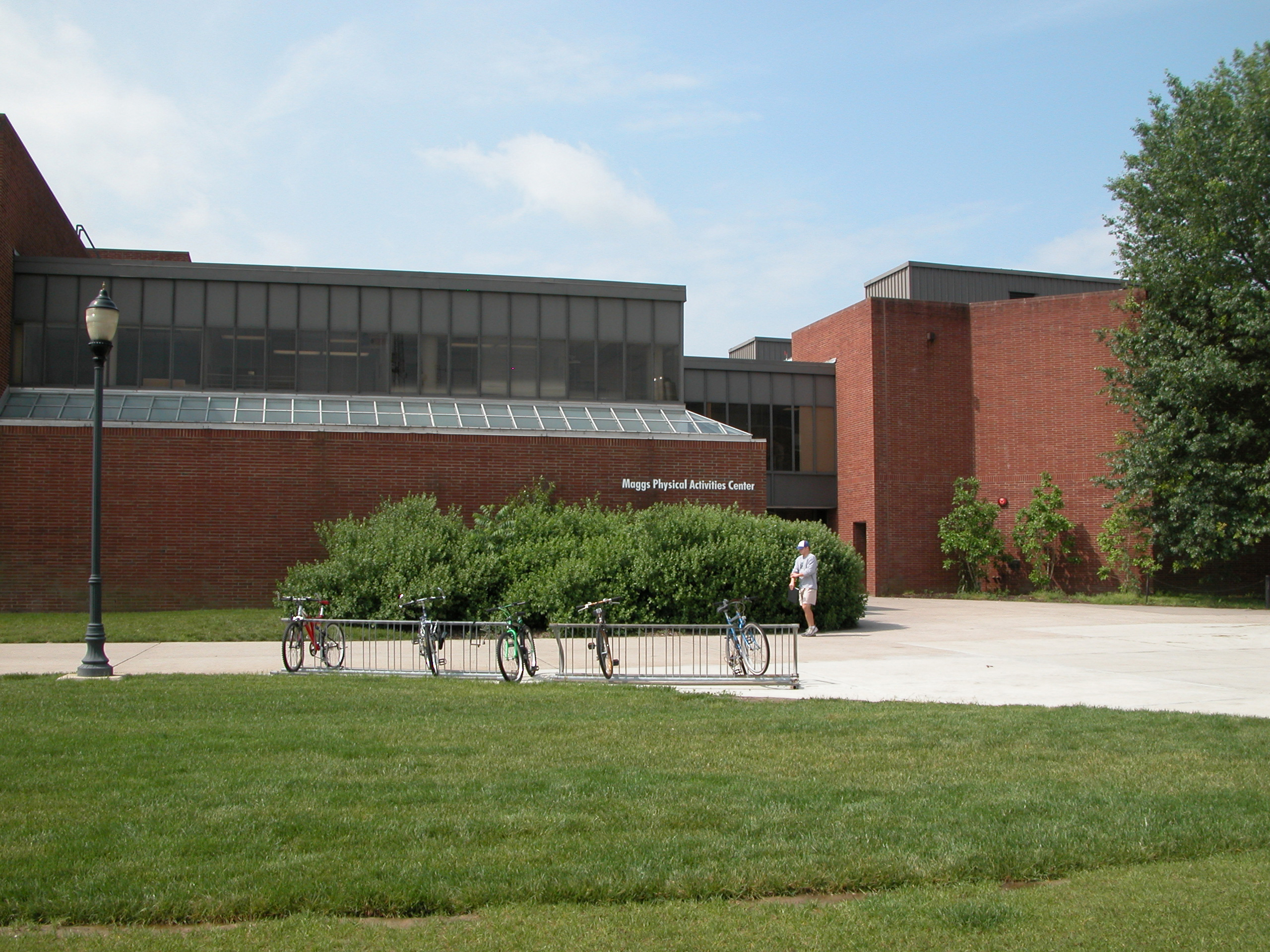Maggs Physical Activities Center, 2004