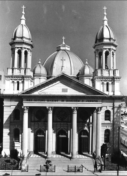 St. Joseph's Cathedral (image from Historical Markers Database)