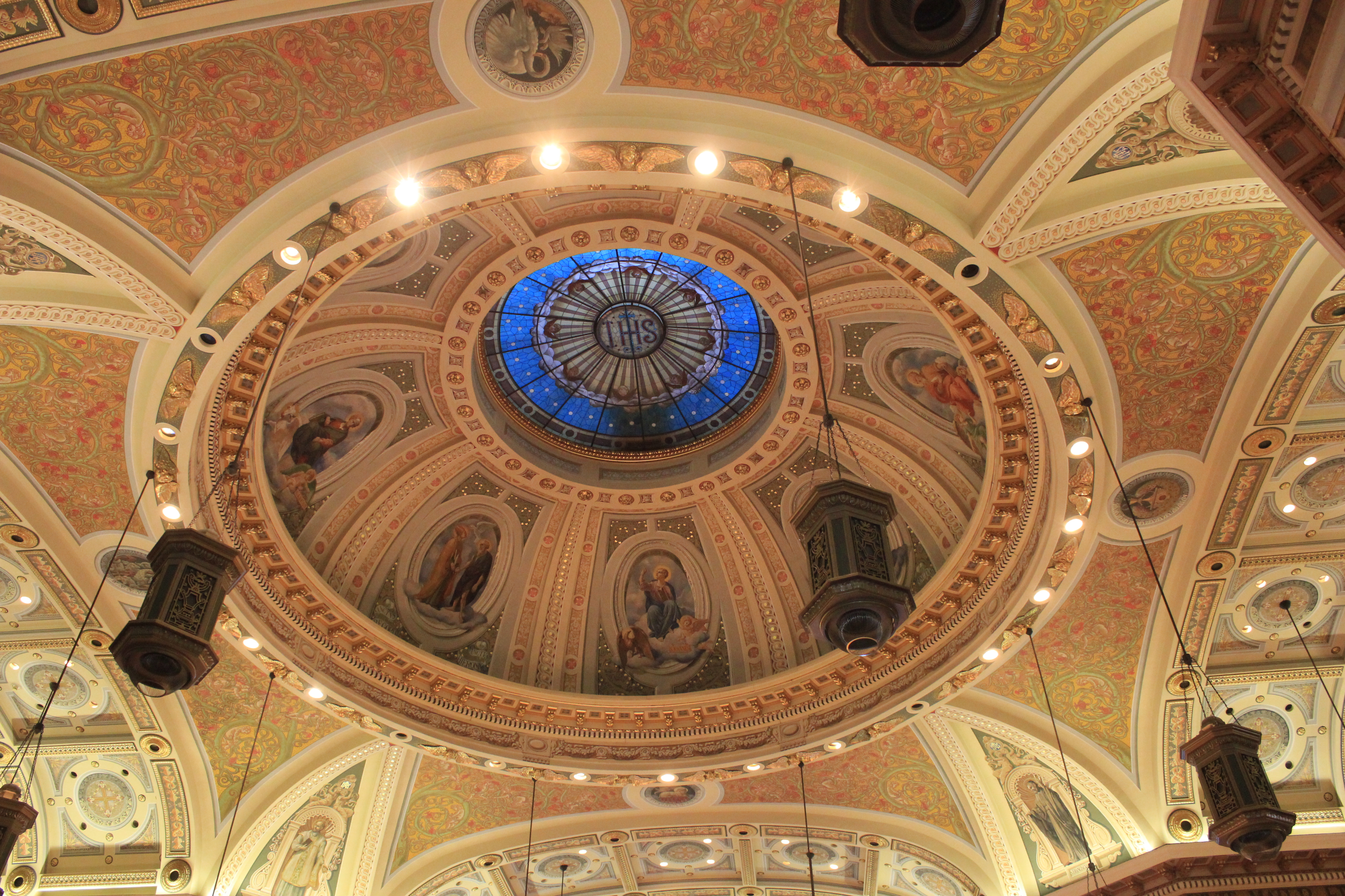 Dome of St. Joseph's (image from Wikipedia Commons)