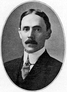 Architect Waddy Butler Wood ca. 1900