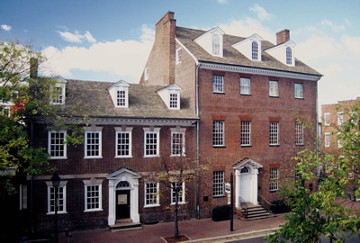 The Gadsby Tavern and Museum
