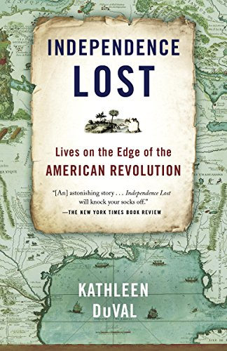 Learn more about the American Revolution in Louisiana and other colonies with this award-winning book from historian Kathleen DuVal.