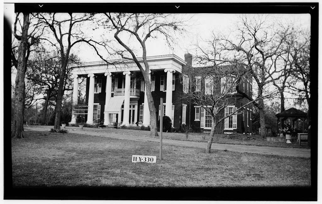 Elisha M. Pease's Plantation Home