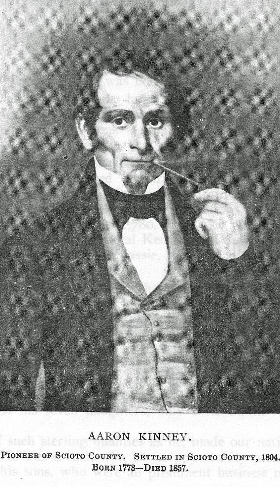 Image of Aaron Kinney (1773-1857)