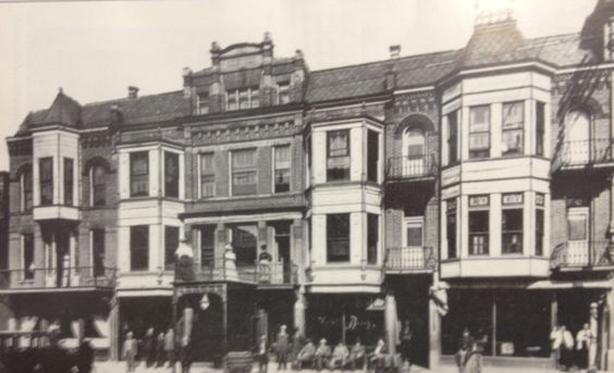 Hotel Berry circa 1900.