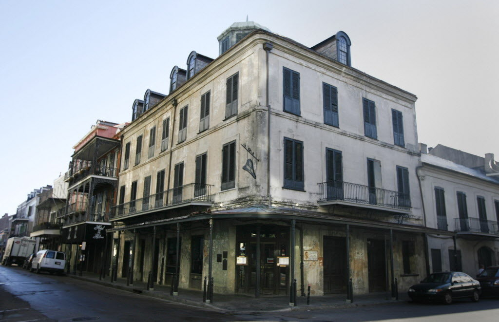 The Napoleon House