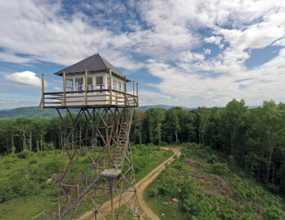 Thorny Mountain Fire Tower