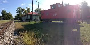 Cloverport Depot Museum