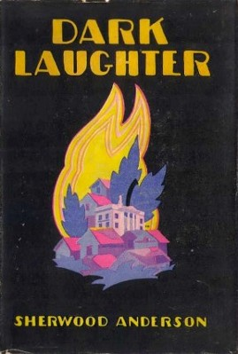 Original cover for Anderson's only bestseller, Dark Laughter, which was inspired by his time in New Orleans