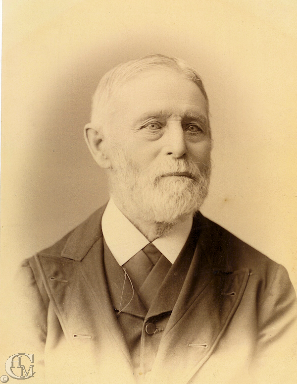 Reverend Cushing Eells established Congregational churches throughout eastern Washington Territory.