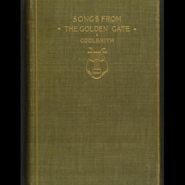 Songs from the Golden Gate by Ina Coolbrith