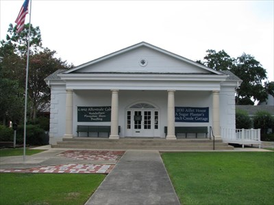 The West Baton Rouge Museum