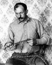 Tom Horn not long before his execution