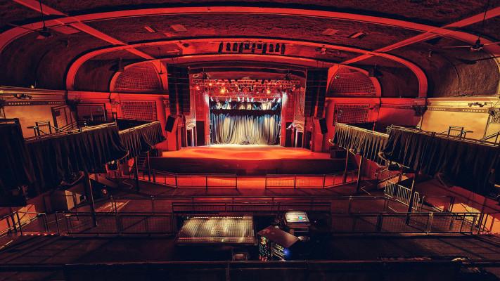 Ogden Theatre Interior
