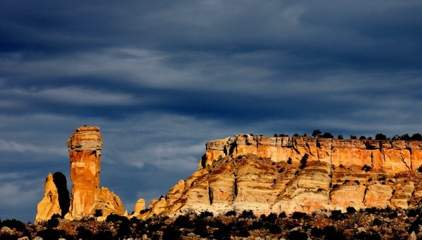 A beautiful look at Ghost Ranch