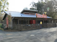 The Double-H Ranch petting zoo (image from Happy Hollow Park & Zoo)