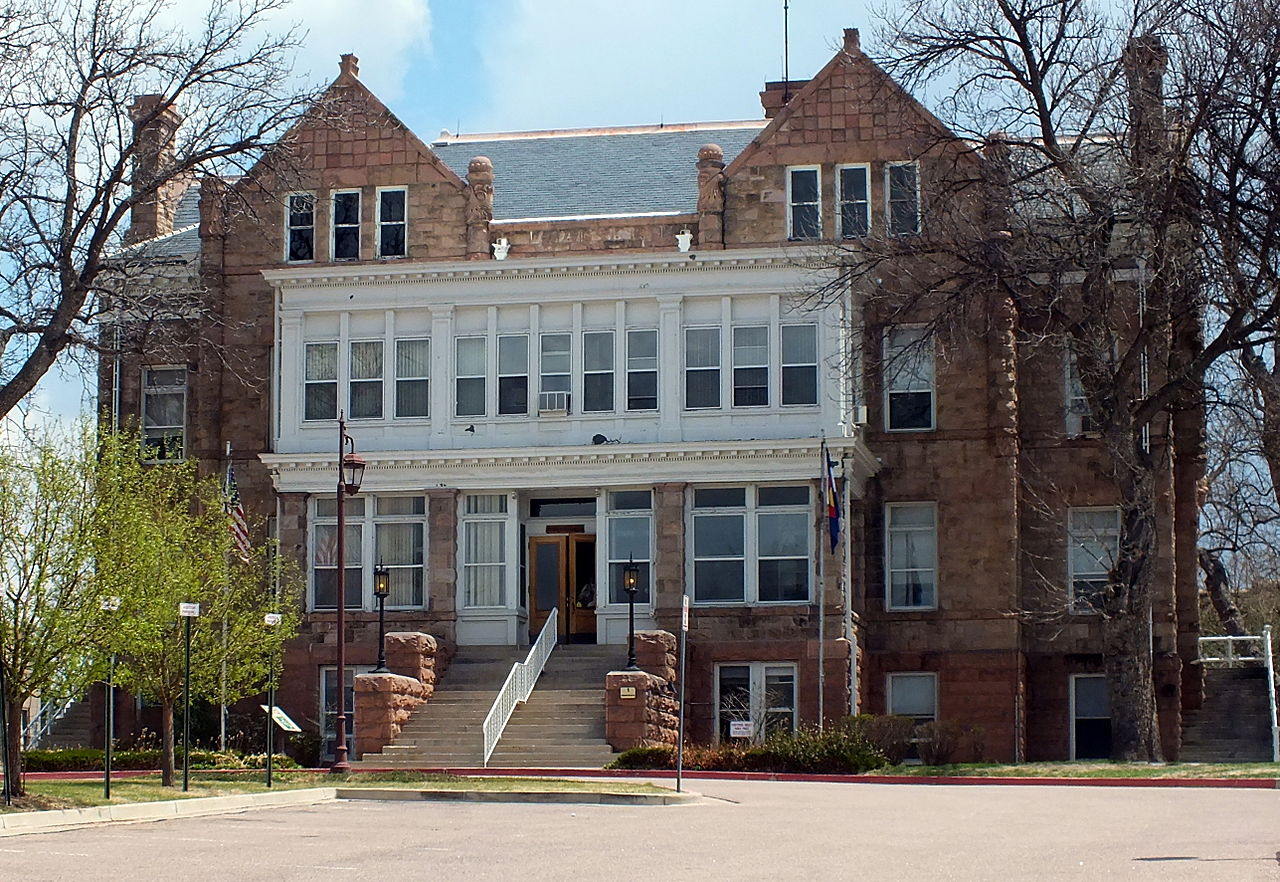 Colorado School for the Deaf and Blind as it looks today