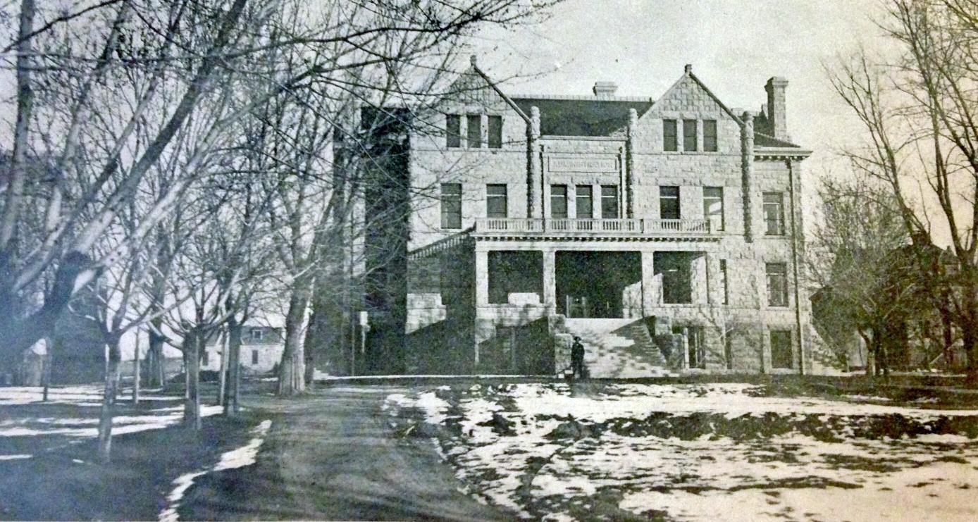 Colorado School for the Deaf and Blind circa 1906