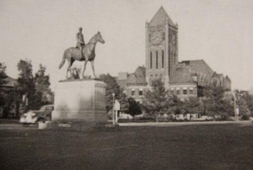 General William Palmer Statue circa 1930s