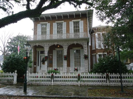 The Richards House was one of the last homes built in Mobile in the antebellum period. Many of the homes and other structures built in this period have been lost to development. This is why the city decided to establish the historic district.