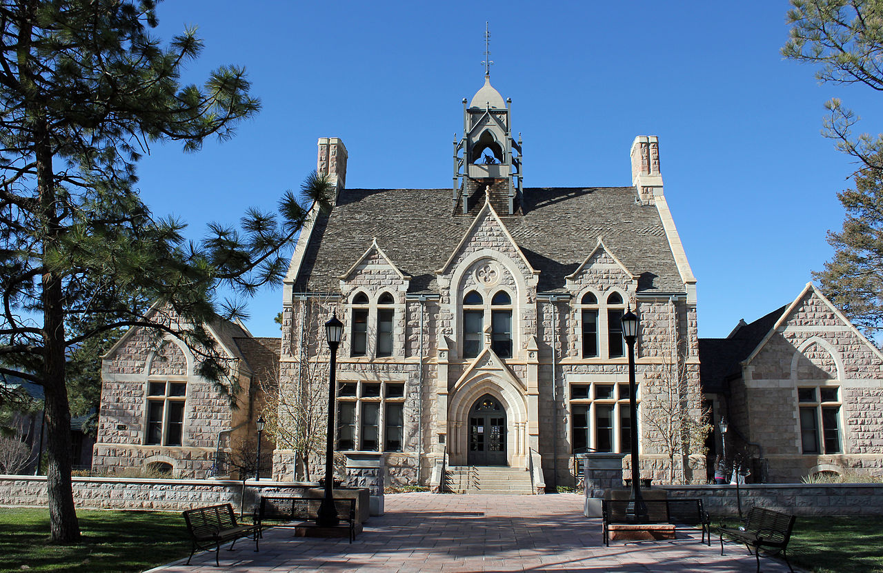 Cutler Hall as it looks today