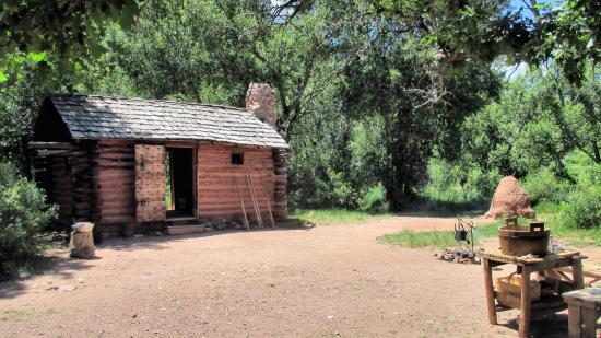 1800s Homestead found on the ranch