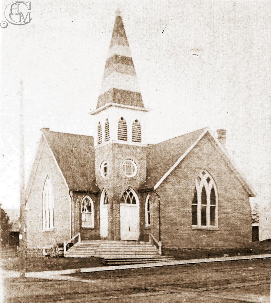 Methodist Church about 1900