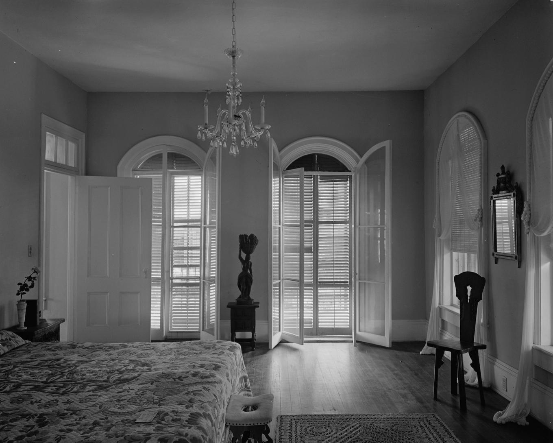 Inside a room of the Hemingway House
