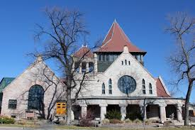 First Congregational Church as it looks today