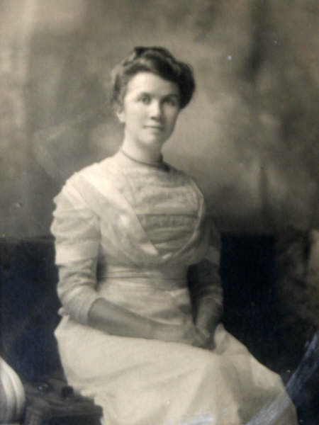 Daughter, Mary McAllister Taylor