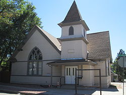Peoples Methodist Episcopal Church as it appears today