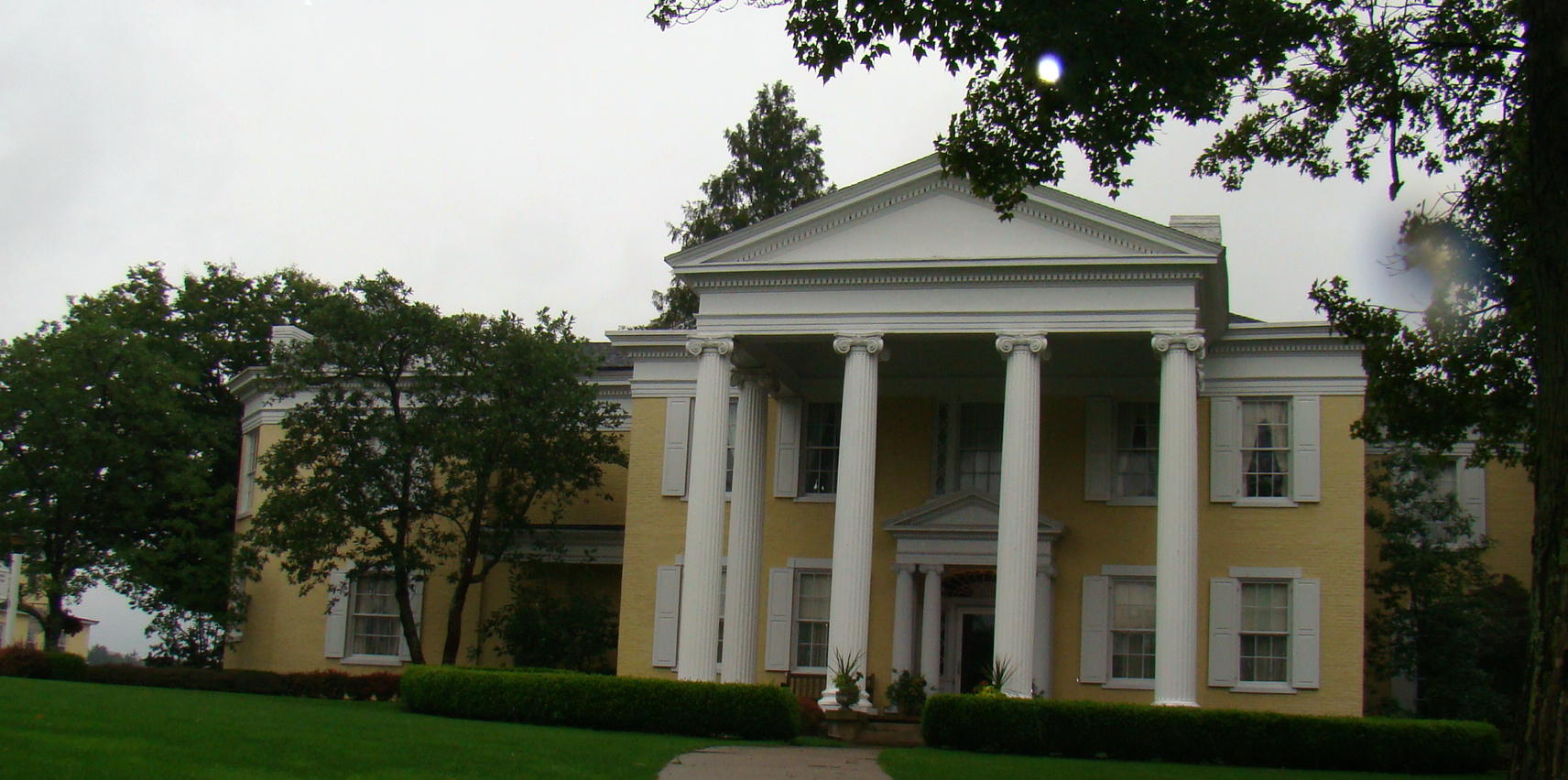 Oglebay Park Mansion